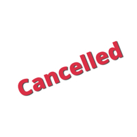 Annual Meeting – Cancelled